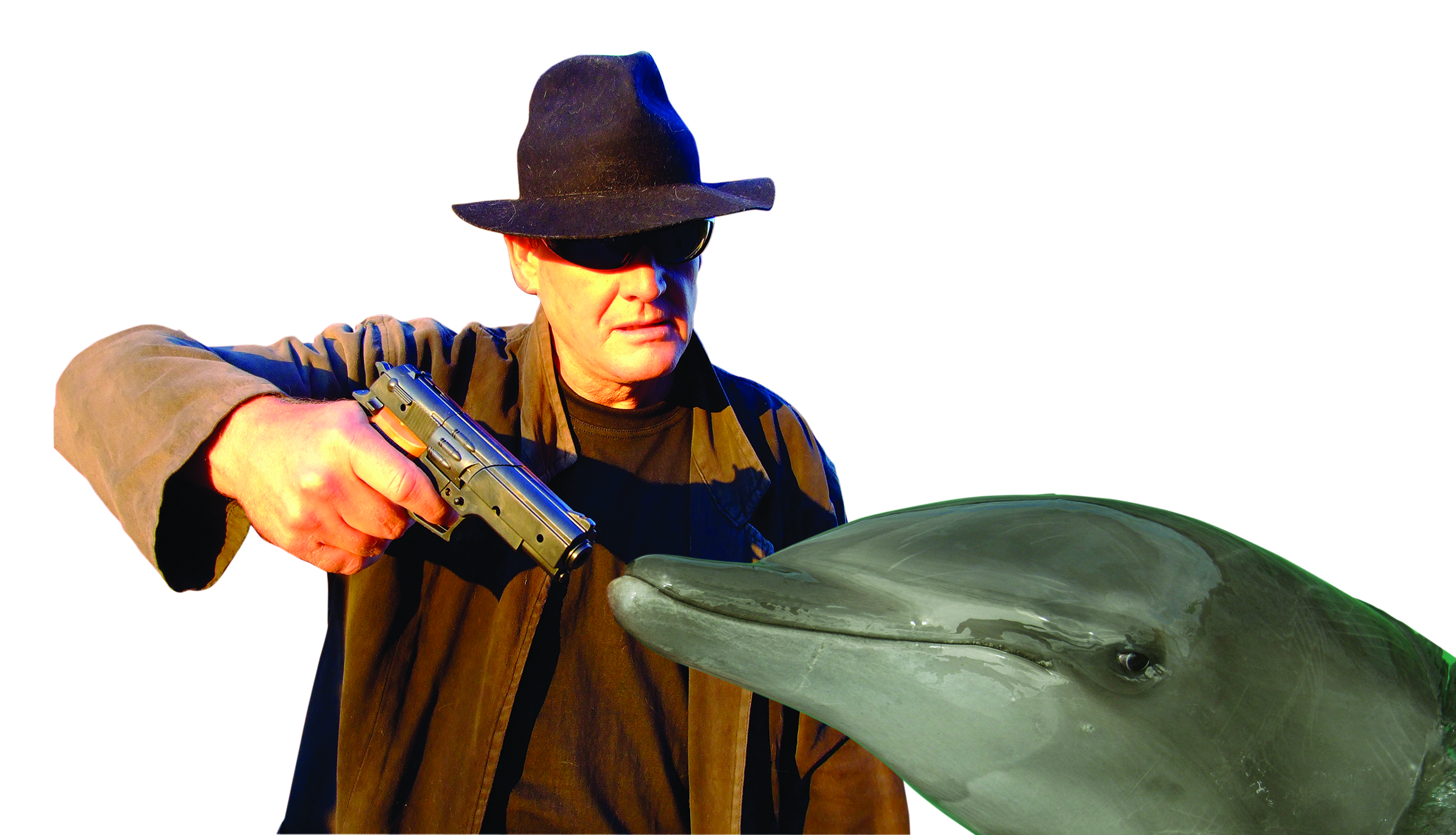 We need guns to prevent dolphins from taking over the world-2