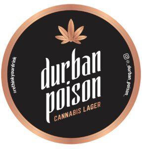 Durban Poison Cannabis Lager